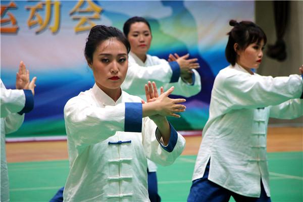 陕西省水务集团第三届职工运动会在韩城开赛