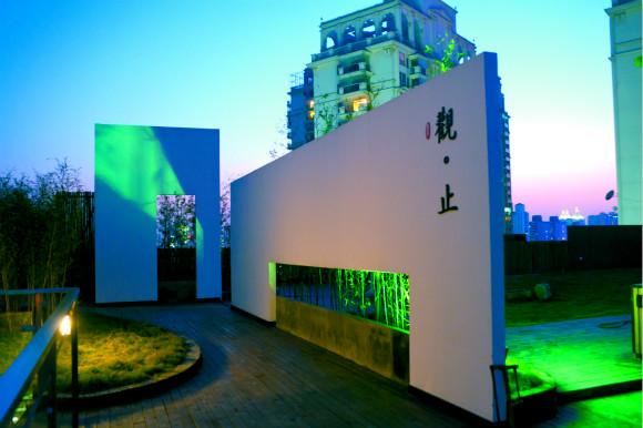 """""""易经""""主题的园区、花园式集装箱办公,上海的文创园区是这样的!"""